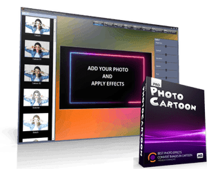 PhotoCartoon Professional Crack
