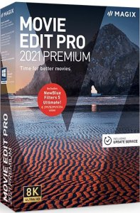 MAGIX Movie Edit Pro Premium Crack