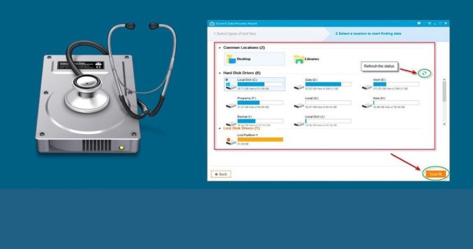 EaseUS Data Recovery Crack 13.6 Download (2021 OFFICIAL)