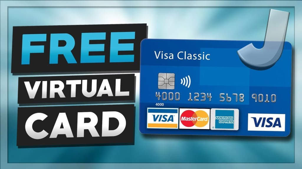 12 Free instant approval virtual credit card VCC In India 2018 (NEW) 2