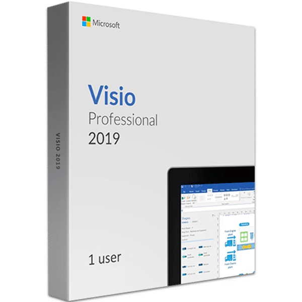 Microsoft Visio Pro 2019 Crack + Product Key Full Download