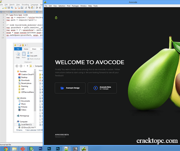 Avocode Keygen free download