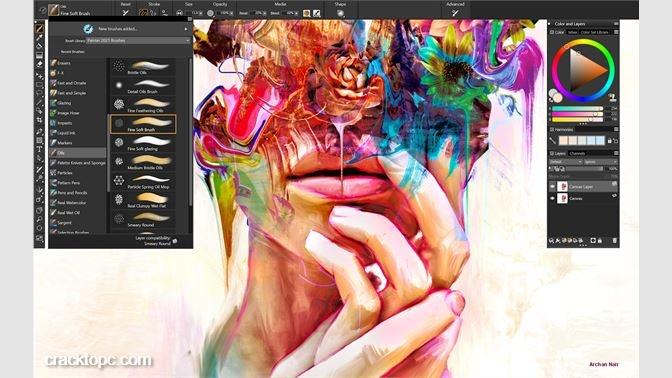 Corel Painter Keygen free download