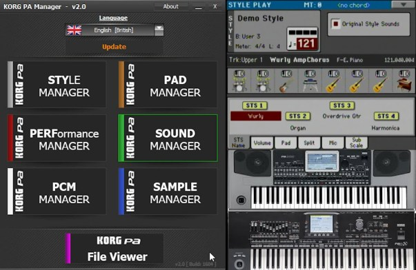 KORG PA Manager 3.2 Crack Serial Key [Latest 2019] Free Download