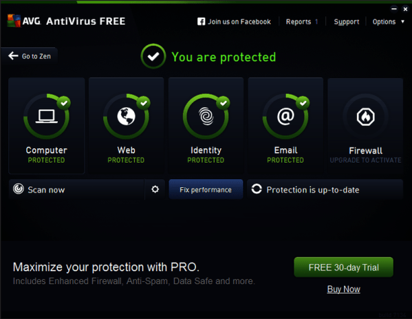 AVG Antivirus 19.2 Key