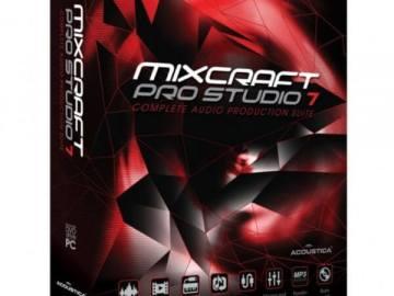 Acoustica Mixcraft Pro crack keygen download