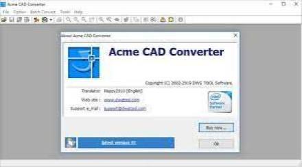 Acme CAD Converter 2021 v8.10.1.1530 Crack+ Serial number latest download