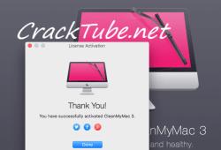 CleanMyMac 4.0.2 Crack + Keygen Free Download