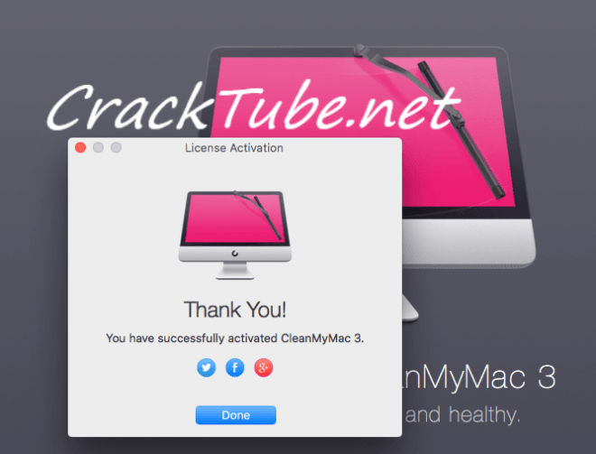 cleanmymac 3 crack + activation key free download