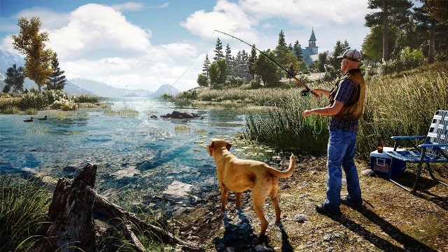 Far Cry 5 Crack PC Game Full Setup Free Download Torrent