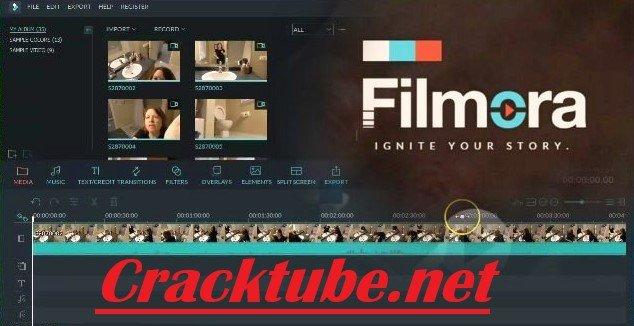 Wondershare Filmora 9.0.8.0 Crack Plus Registration Code Full