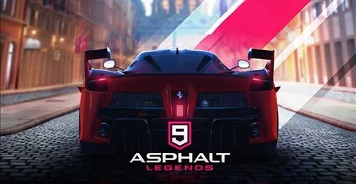 Asphalt 9: Legends Apk 1.4.3a for Android Torrent 2019