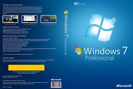 Windows 7 Professional Product Key 32/64 Bit {Updated}
