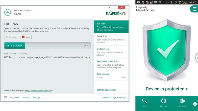 Kaspersky Internet Security Crack + Key