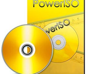 PowerISO 7.6 Crack With Serial Key 2020 [Latest]
