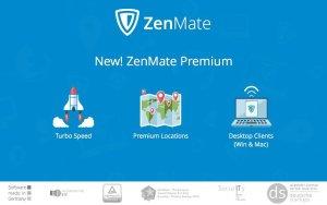 ZenMate 6.6.3 Crack Premium Free Download [Mac/Win]