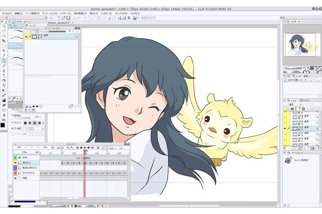 Clip Studio Paint EX 1.8.2 Crack incl Keygen Free Download