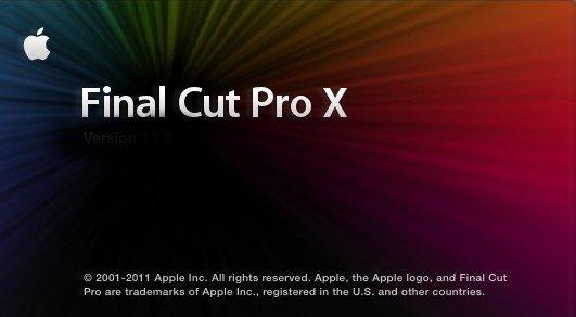 Final Cut Pro X 10.4.6 Crack Torrent Download 2019