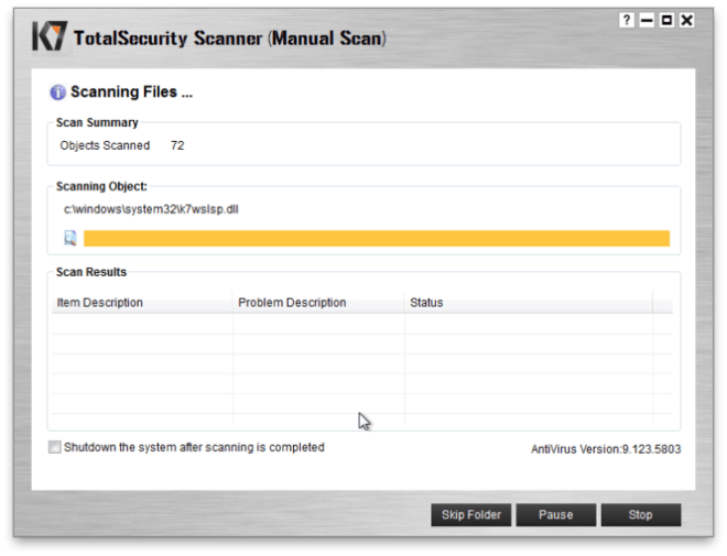 K7 Total Security 2019 Crack + Serial Key Free Download {Latest}