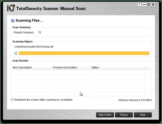 K7 Total Security 2018 Key & Crack Free Download {Latest}