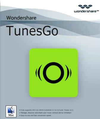 Wondershare TunesGo 9.7.3.4 Crack + Keygen Torrent 2019