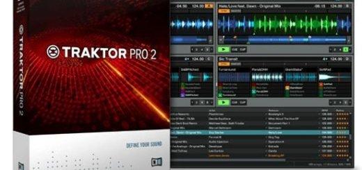 Traktor Pro 2 Crack Full [Mac + Windows] Torrent Free Download