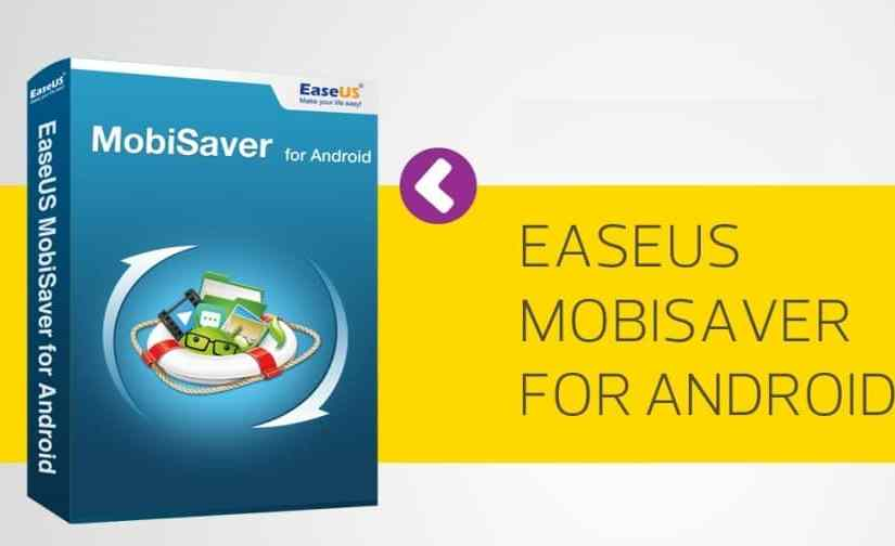 EaseUS MobiSaver 5.0 Crack Plus Product Key Download 2019