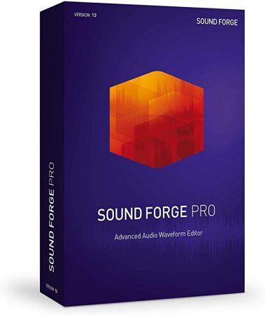 MAGIX Sound Forge Pro 14 Crack + Keygen Download (2021)