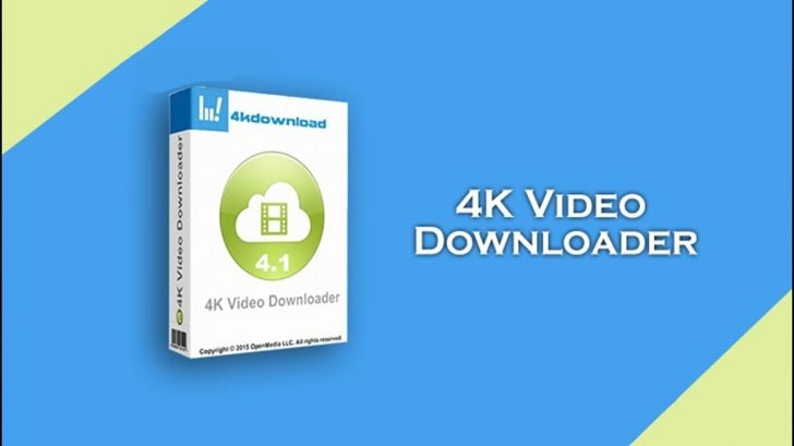 4K Video Downloader Crack + Serial Key Full Download 2019
