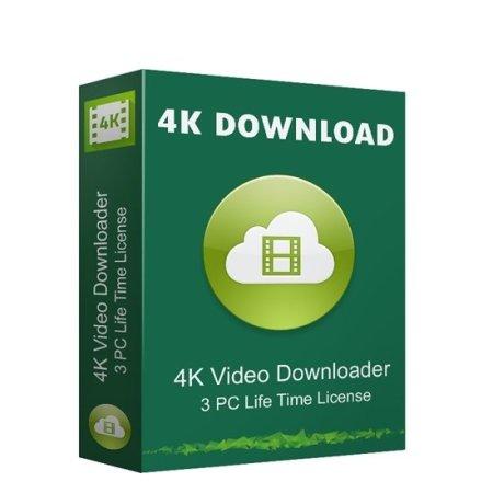4K Video Downloader 4.13.1 Crack With Serial Key (2020)