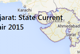 Gujarat: State Current Affair 2015