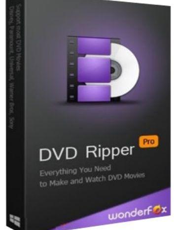 WonderFox DVD Ripper Pro Crack 18.0 & License Key [Latest]