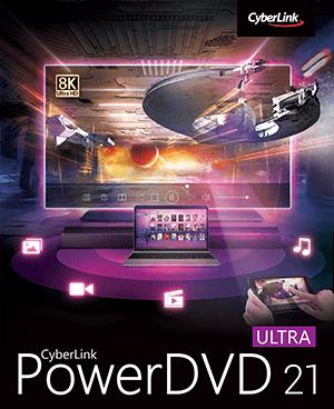 CyberLink PowerDVD Ultra 21.0.1519.62 Crack with Keygen