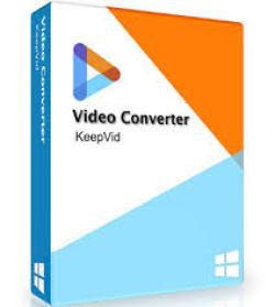 KeepVid Video Converter Crack