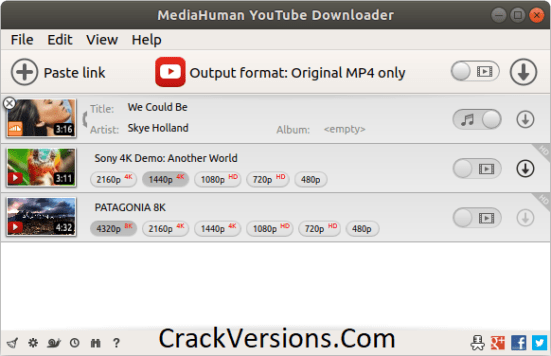 MediaHuman YouTube Downloader With License Key
