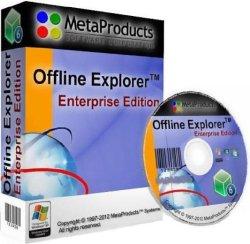 Offline Explorer Enterprise Portable
