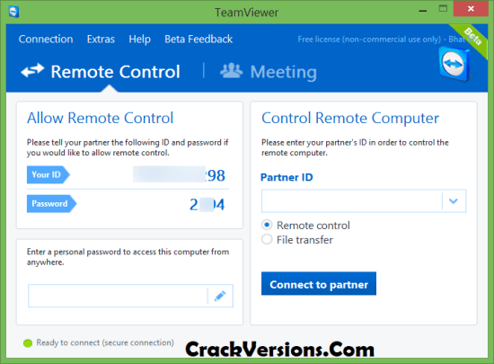 TeamViewer Corporate License Key