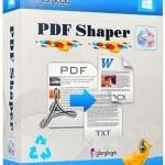 PDF Shaper Professional Crack