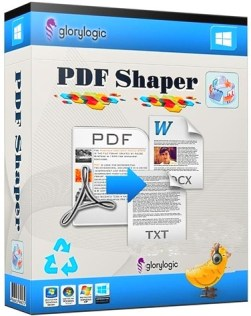PDF Shaper Professional Crack