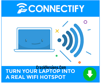 Connectify Hotspot 2019 Crack