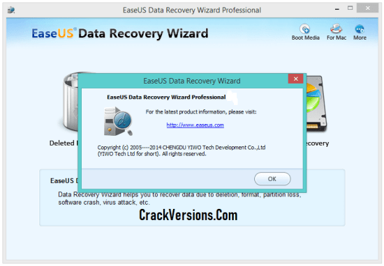 EaseUS Data Recovery Wizard Keygen