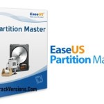 EaseUS Partition Master 2018 Crack