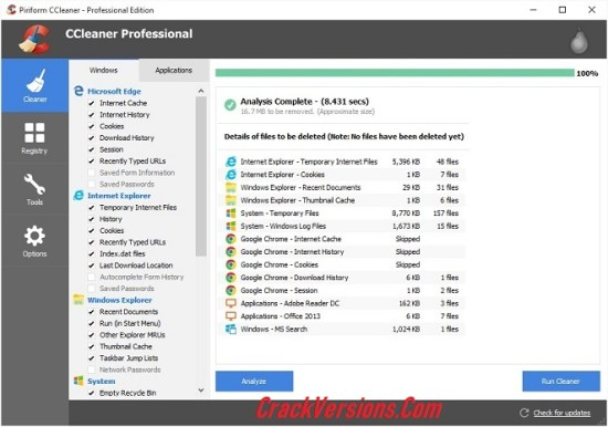 CCleaner Pro 5 License Key