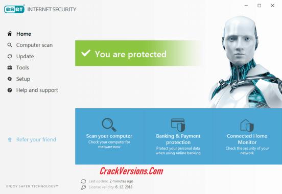 ESET Internet Security 12 License Key