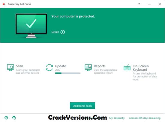 Kaspersky Antivirus 2020 Offline Installer