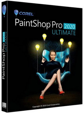 Corel PaintShop Pro Ultimate Crack