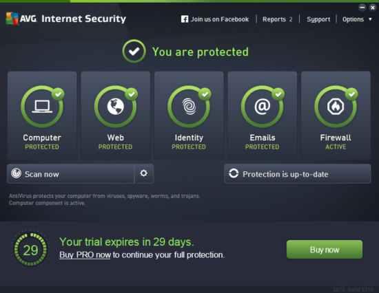 AVG Internet Security 2020 Crack & License Key [Latest]