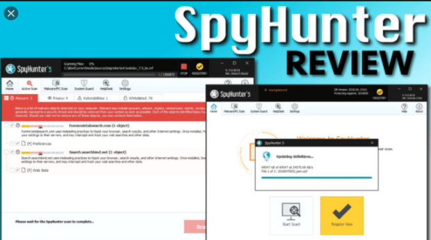 SpyHunter 5 Crack Incl Email and Password [*] 2021