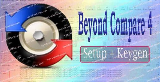 Beyond Compare 4 Keygen Cover