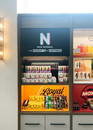 Height is a crucial factor in POP display design.